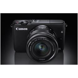 CANON EOS M10 15-45IS STM BLACK