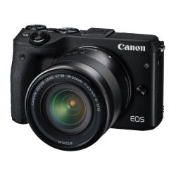 CANON EOS M3   EF-M 18-55IS