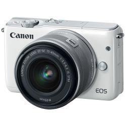 Canon EOS M10 - cámara digital objetivo EF-M 15-45mm IS