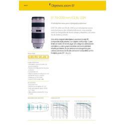 CANON EF 70-200 MM 2.8L USM