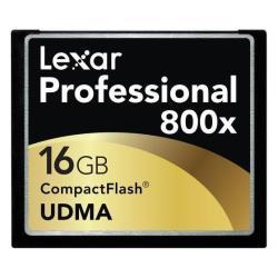 LEXAR 16GB 800X PROFESSIONAL CF