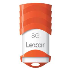 LEXAR PENDRIVE 8GB JUMPDRIVE V30 (ORANGE)