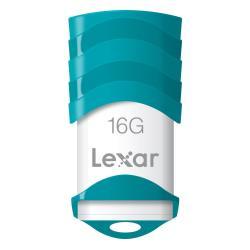 LEXAR 16GB JUMPDRIVE V30 (TEAL)