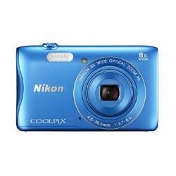 NIKON COOLPIX S3700 BLUE FUNDA Y AURICUL