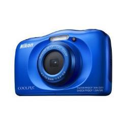 NIKON COOLPIX S33 BLUE +  MOCHILA