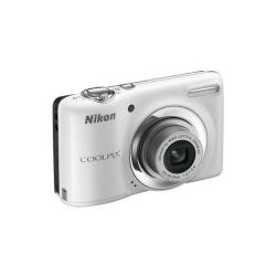 NIKON COOLPIX L25 WHITE KITESTUCHE SD4GB