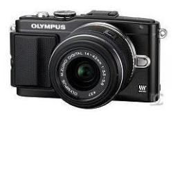 OLYMPUS PEN LITE E-PL5  14-42MM II R (FLASHAIR)