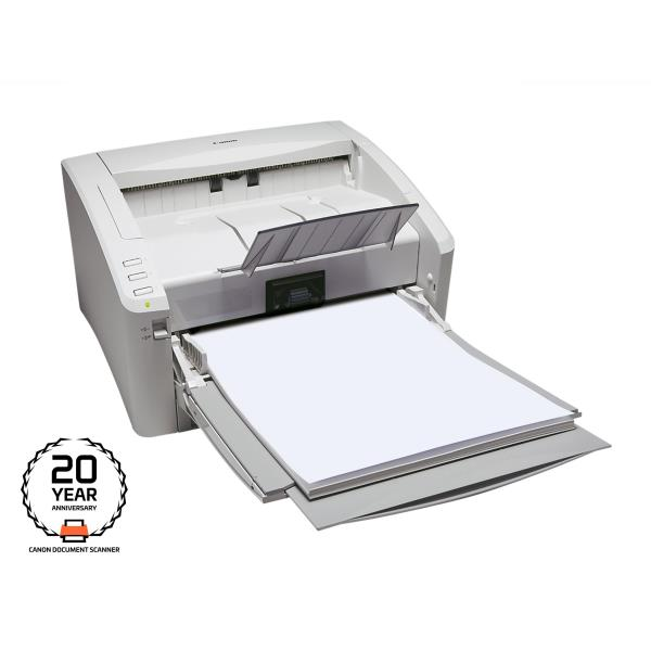 Canon imageFORMULA DR-6010C - escáner de documentos - de sobremesa - USB 2.0, SCSI