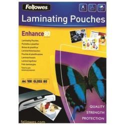Fellowes - 100 - A4 - bolsas para laminación
