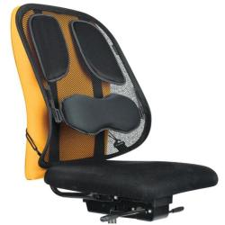 FELLOWES Respaldo lumbar Mesh Professional Series ergonómico negro 8029901