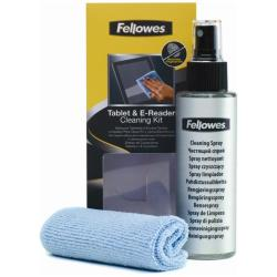 Fellowes Tablet and E-Reader Cleaning Kit kit de limpieza de pantalla