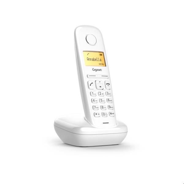 Gigaset A170 - teléfono inalámbrico con ID de llamadas