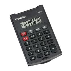 Canon AS-8 - calculadora de bolsillo