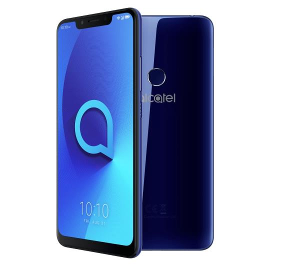 ALCATEL 5V SPECTRUM BLUE