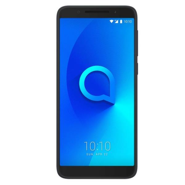 Alcatel 3 (5052D) - negro espectro - 4G LTE - 16 GB - GSM - smartphone