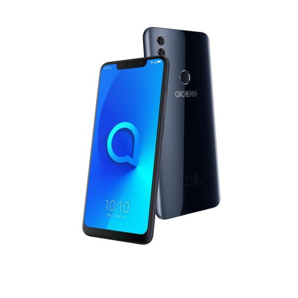 Alcatel 5V - negro espectro - 4G LTE - 32 GB - GSM - smartphone