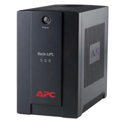 APC Back-UPS 500CI - UPS - 300 vatios - 500 VA