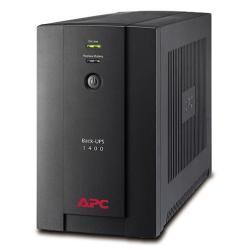 APC Back-UPS 1400VA - UPS - 700 vatios - 1400 VA