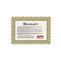 APC Extended Warranty Renewal - soporte técnico (renovación) - 3 años