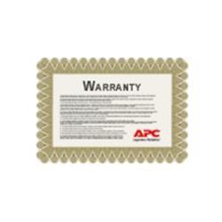 APC Extended Warranty Renewal - soporte técnico (renovación) - 1 año