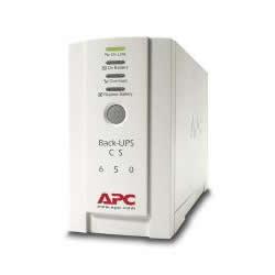 SAI APC BACK-UPS CS 650VA IEC