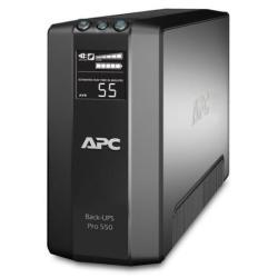 APC BACK-UPS RS 550VAS LCD MASTER CONTROL