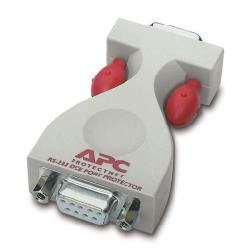 APC PROTECTNET STANDALONE SURGE PROTECTOR FOR SERIAL RS232