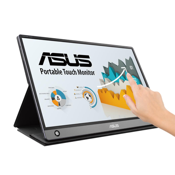 """ASUS ZenScreen Touch MB16AMT - monitor LCD - Full HD (1080p) - 15.6"""""""