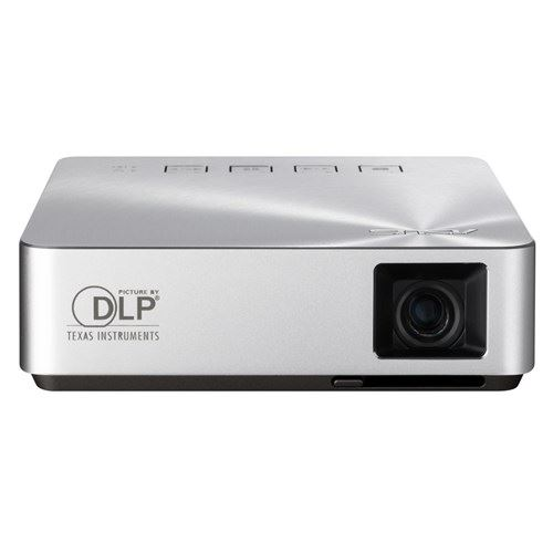 ASUS S1 - proyector DLP - distancias ultracortas