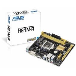 ASUS PLACA BASE MICROATX H81M-R