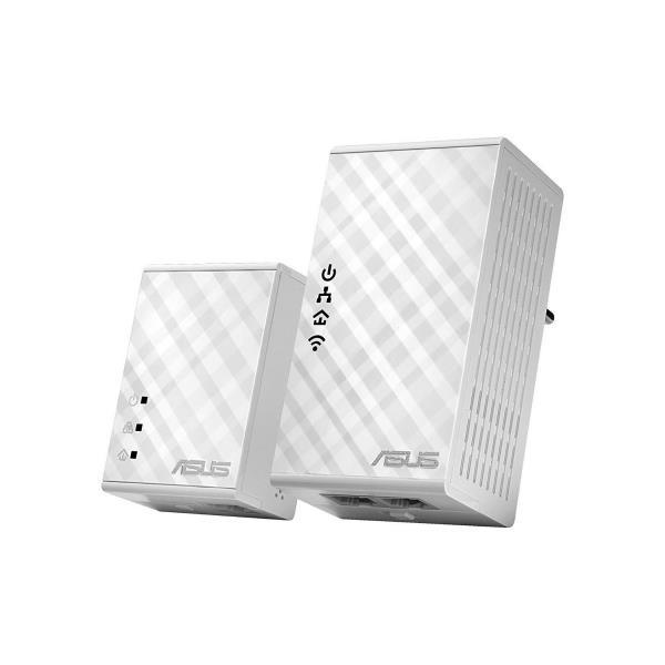 ASUS PL-N12 Kit - puente - 802.11b/g/n - conectable en la pared