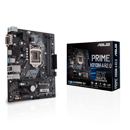 Placa Base Asus Prime H310M-E R2.0 S1151 DDR4 MATX 90MB0Z20-M0EAY0 8ª/9ª