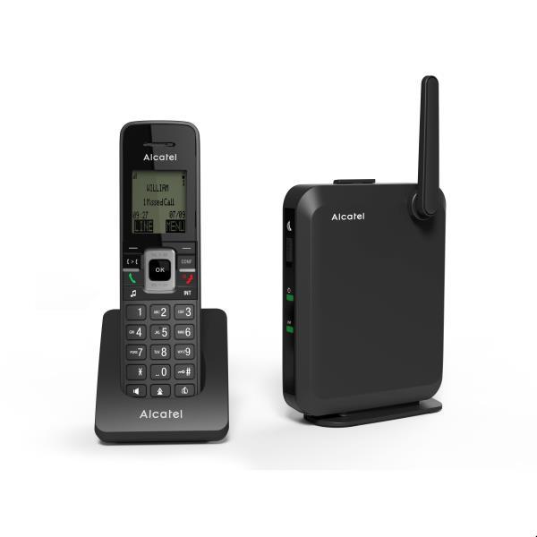 Alcatel IP2215 - teléfono VoIP inalámbrico + auricular adicional