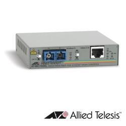 Allied Telesis AT MC103XL - conversor de soportes de fibra - 100Mb LAN