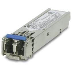 SFP Pluggable Optical Module  1000LX10  10km  Single mode  Dual fiber [Tx=1310,Rx=1310], LC conn. (0 to 70°C)