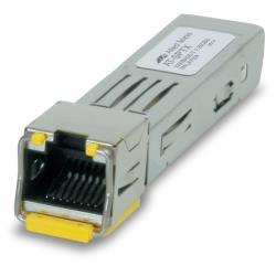 SFP Pluggable Module  10/100/1000TX  100m  RJ45 conn. (0 to 70°C)