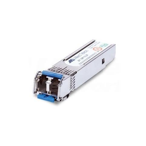 SFP+ Pluggable Optical Module  10G-LR  10km  Single mode  Dual fiber [Tx=1310,Rx=1310], LC conn. (0 to 70°C)