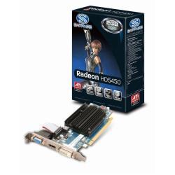 SAPPHIRE HD5450 2G DDR3 PCI-E HDMI/DVI-D