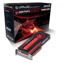 SAPPHIRE AMD FIREPRO W9000 6G DDR5