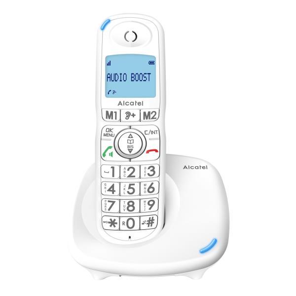 Alcatel Comfort XL575 - teléfono inalámbrico con ID de llamadas