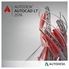 AUTODESK AUTOCAD LT 2017 COMMERCIAL NEW SINGLE USER ELD ANNUAL SUBSCRIPTION WITH ADVANCED SUPPORT