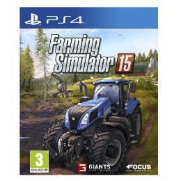 BADLAND PS4 FARMING SIMULATOR