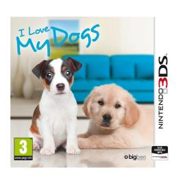 BADLAND 3DS I LOVE MY DOGS