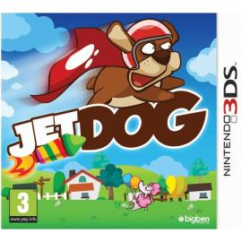 BADLAND 3DS JET DOG