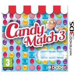 BADLAND 3DS CANDY MATCH 3