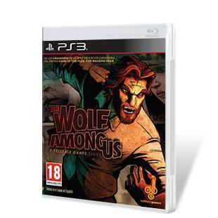 BADLAND PS3 THE WOLF AMONG US