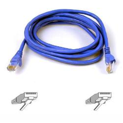 Belkin High Performance cable de interconexión - 3 m - azul