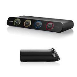 Belkin SOHO KVM Switch DVI & USB - conmutador KVM / audio / USB - 2 puertos
