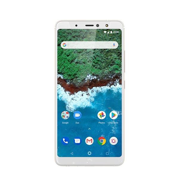 Aquaris C/C Plus White Crystal Screen protector