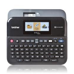Brother P-Touch PT-D600VP - etiquetadora - monocromo - transferencia térmica